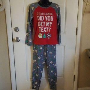 Justice Christmas Pajama